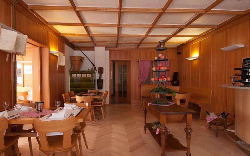Beispiel: Gemütliche Amtosphäre, Foto: Jugendstil-Hotel Paxmontana.