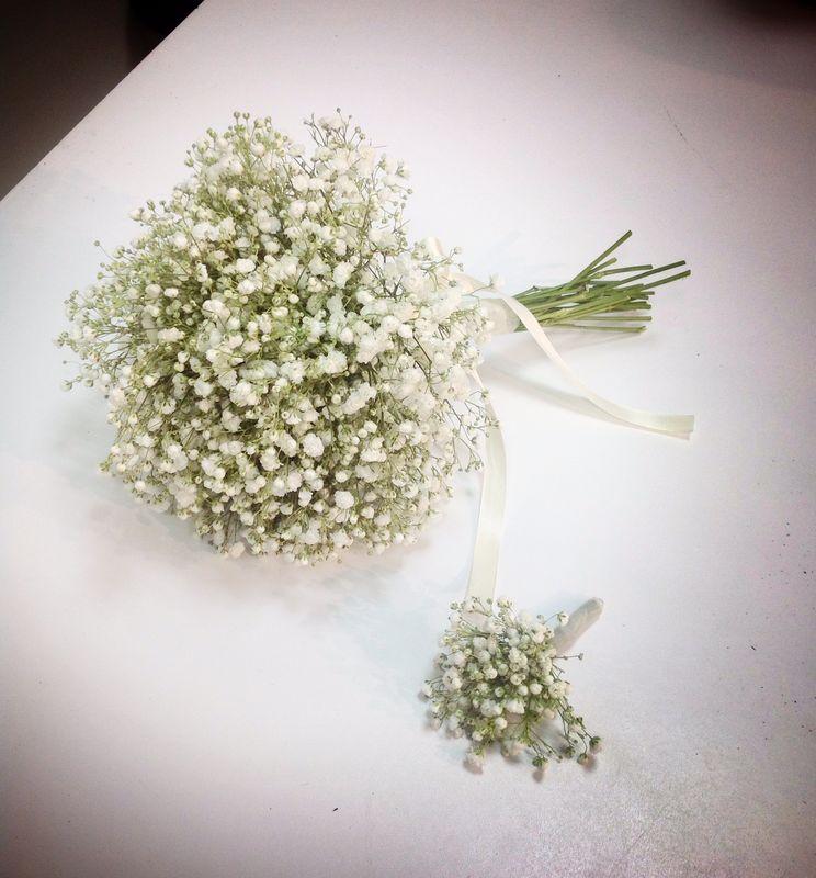 Bouquet paniculata