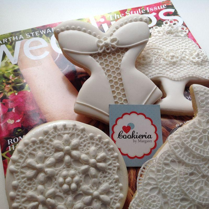 Biscoitos Rendados Diversos Temas Tamanhos entre 8 e 15 cm