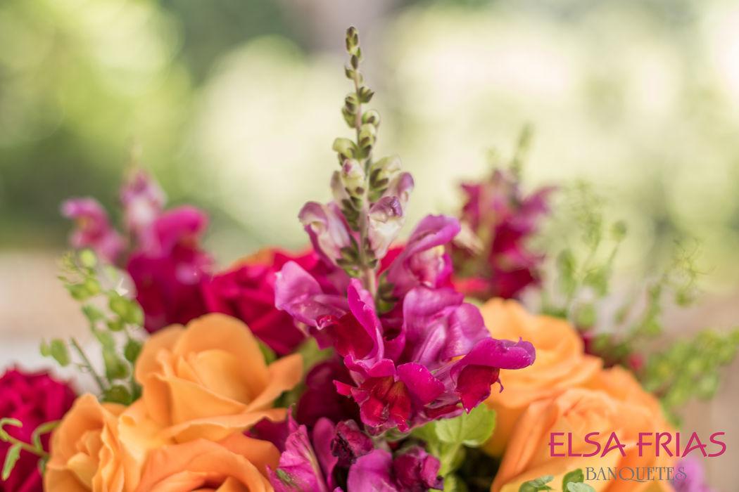 Decoración floral para tus eventos