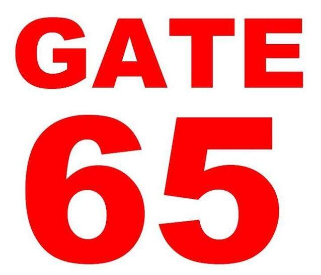 Gate 65