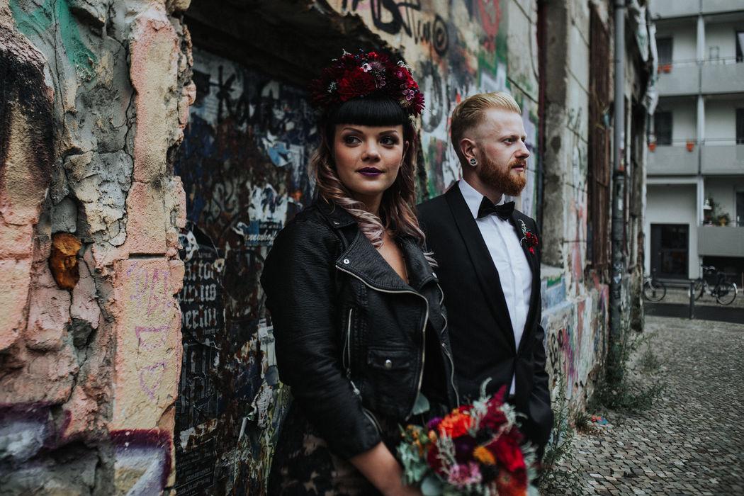 Freakin' Fine Weddings by Svenja Schirk