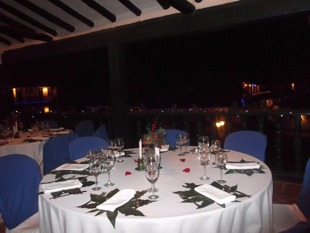 MATRIMONIO LUGAR RESTAURANTE DEL HOTEL