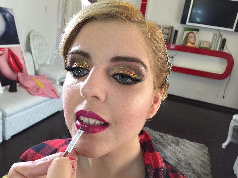 Francis Herrera Make Up