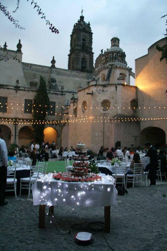 Hostería del Convento de Tepotzotlán