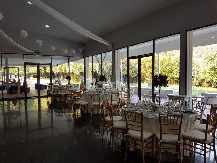 Centro de Eventos Terrazas Doña Inés del Manzano