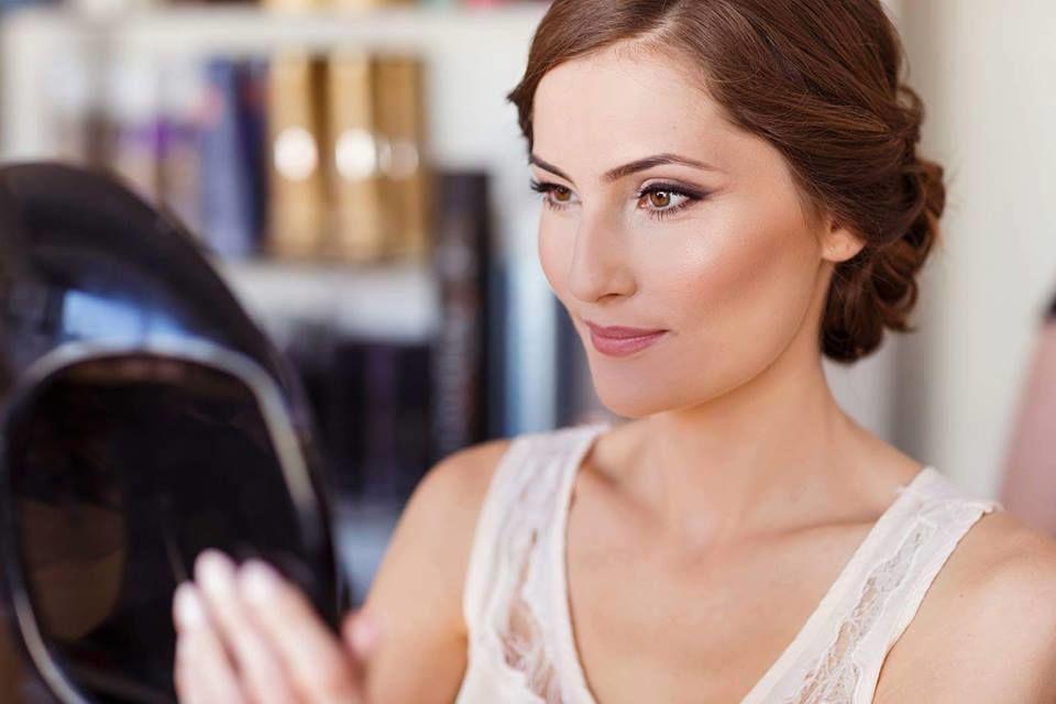 Katarzyna Świebodzińska Make Up Artist