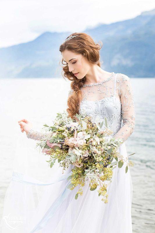 Hochzeit, Weesen, Schweiz