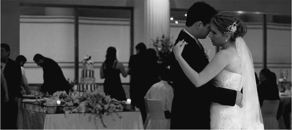 Cinematografía de bodas - Foto Krystal Producciones