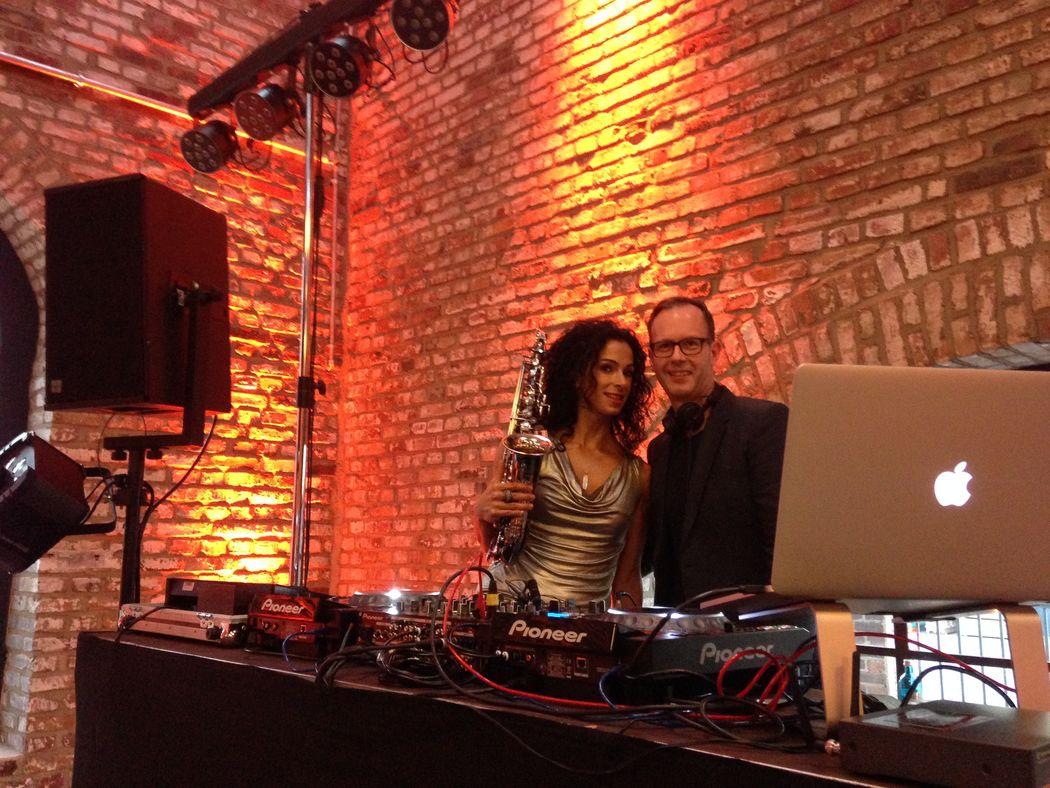 PuxiPera DJ & Sax