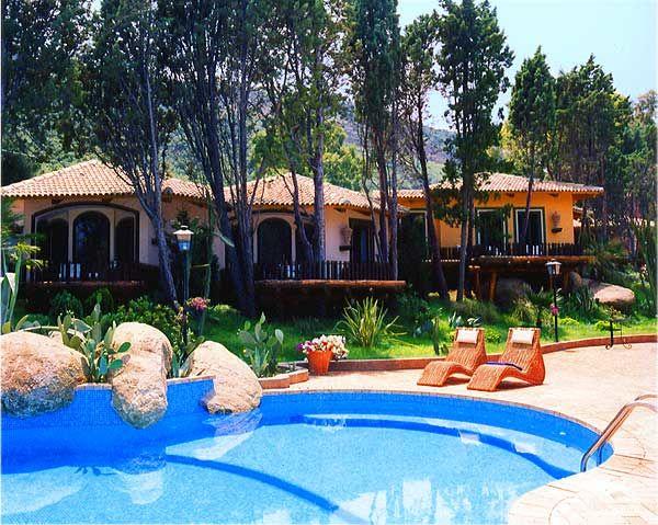 La piscina - Hotel Panta Rei