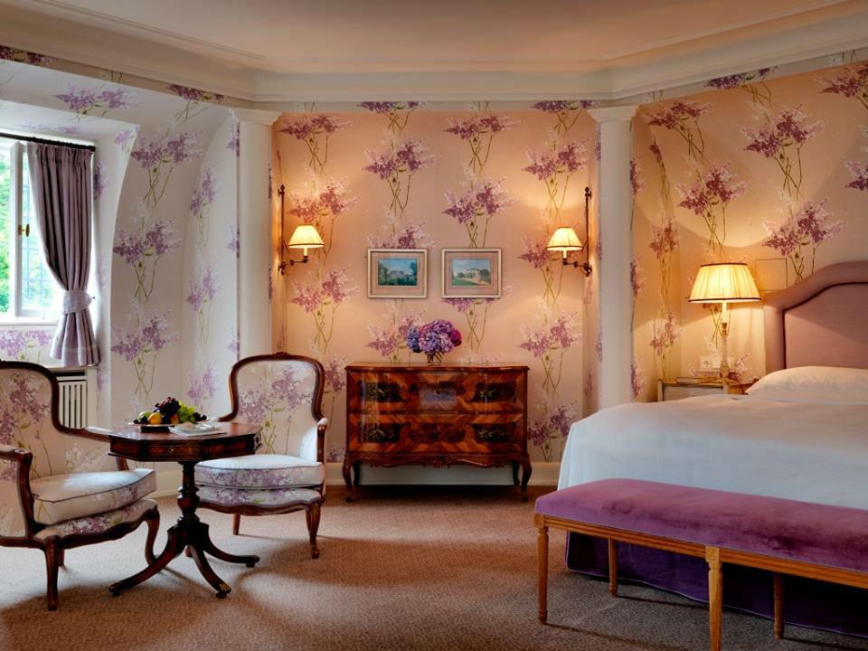 Beispiel: Hotelzimmer, Foto: Schlosshotel Kronberg.
