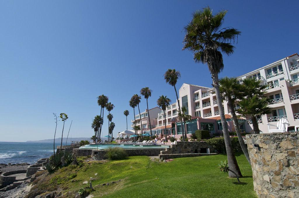 Hotel Las Rosas en Ensenada
