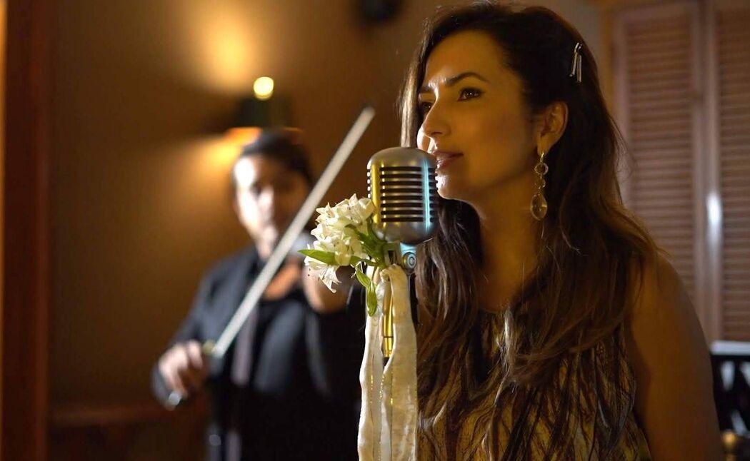 Luciana Araújo - Bossa Nova e Jazz