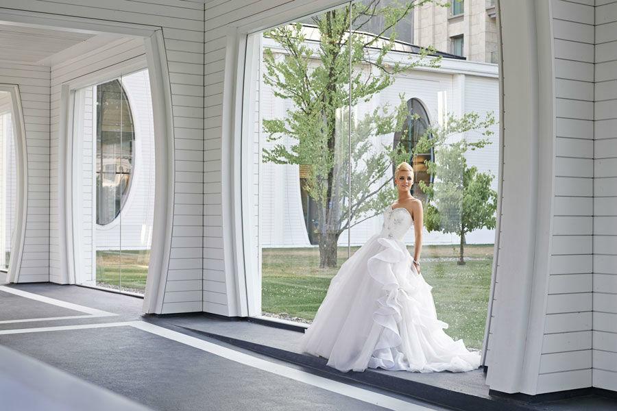 Beispiel: Neue Kollektionen, Foto: Mery's Couture Bad Ragaz.