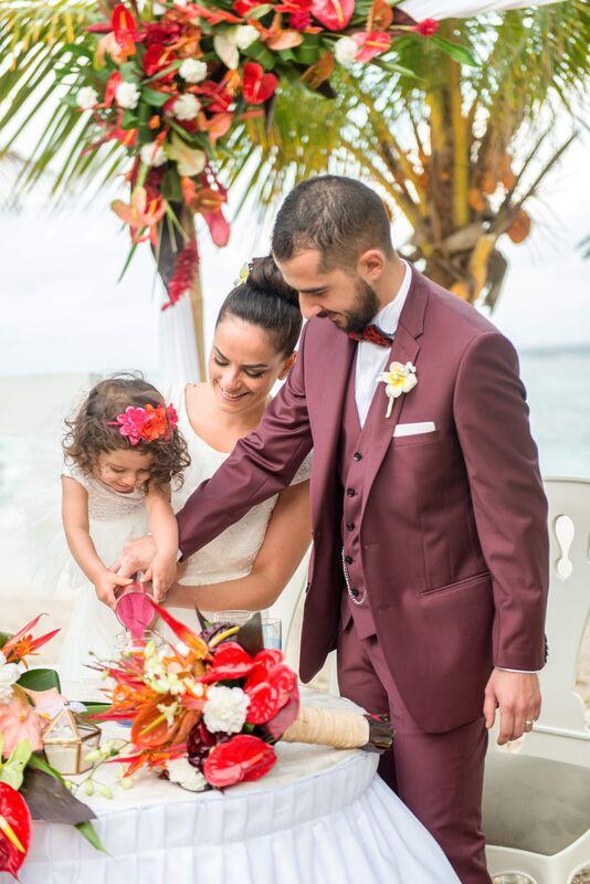 "ONE LOVE TURQUOISE ""International Wedding Planner"""