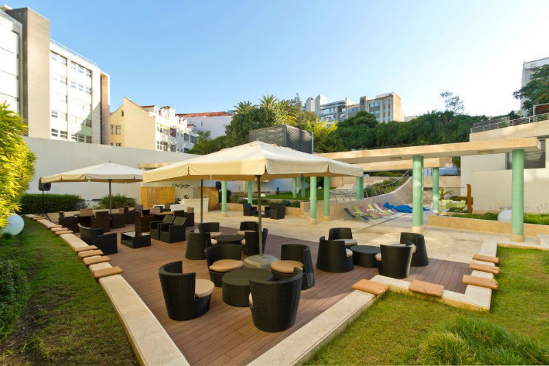 Foto: Hotel Fénix Lisboa