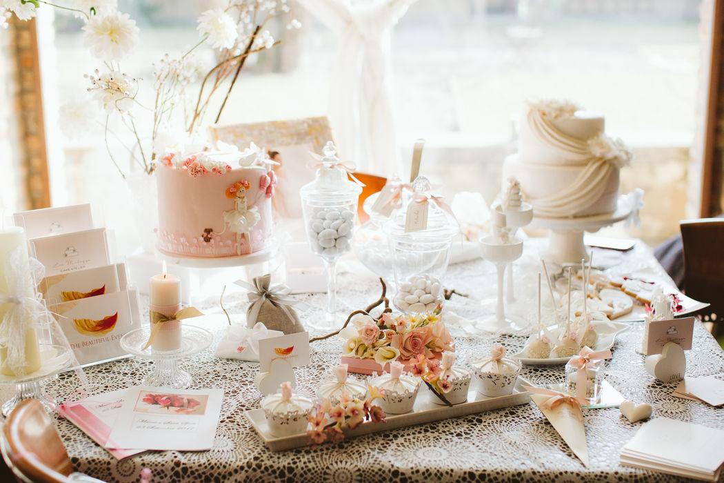 Cake Design&Confetti