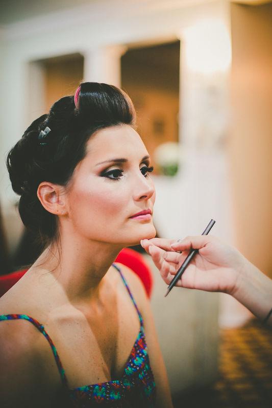 Maquiagem Casamento Rio de Janeiro Manu Guerra Makeup Foto: Fernanda Ferraro