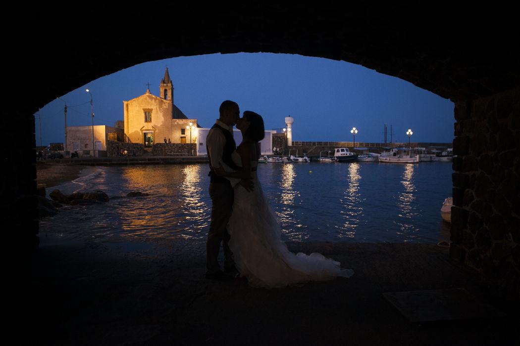 Wedding in Lipari