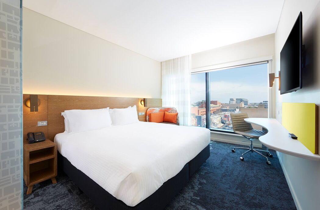 Holida Inn Express & Suites Bogotá Zona Financiera
