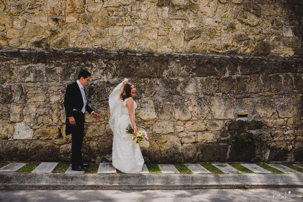 Santiago Nuevo León Wedding day