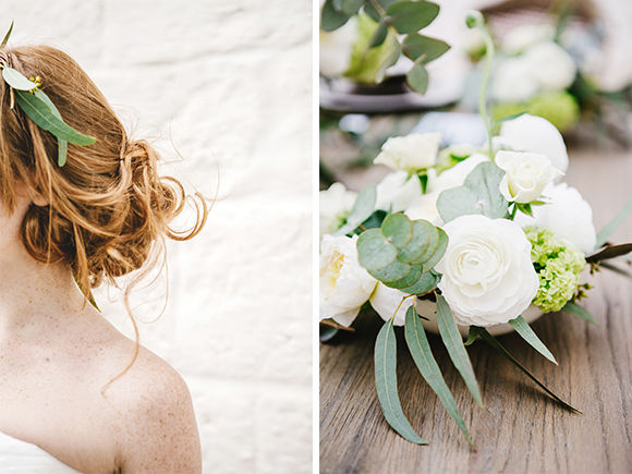 Organic wedding style in Southern Italy