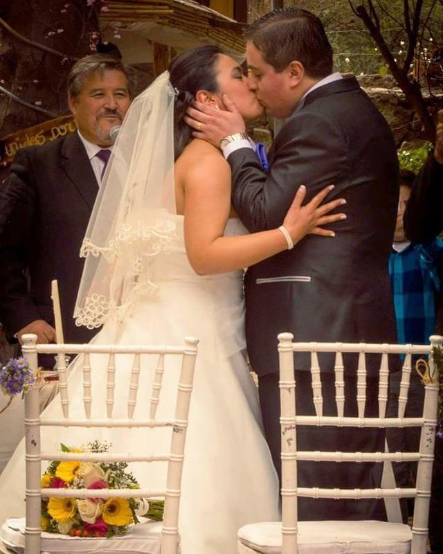 Matrimonio Riquelme Lobos Cajón del Maipo