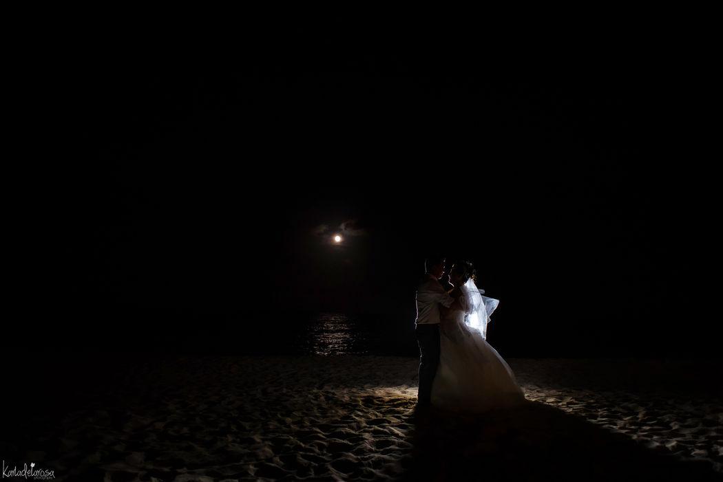 Wedding day boda en la playa
