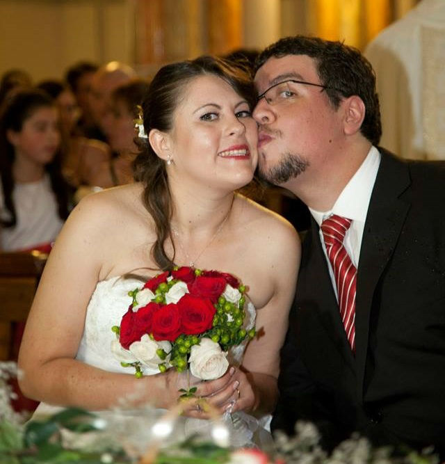 Maquillaje Clo Dehnhardt. Matrimonio Iglesia