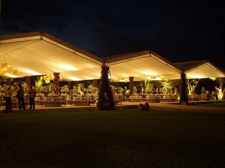 Mega Carpas - Cancún