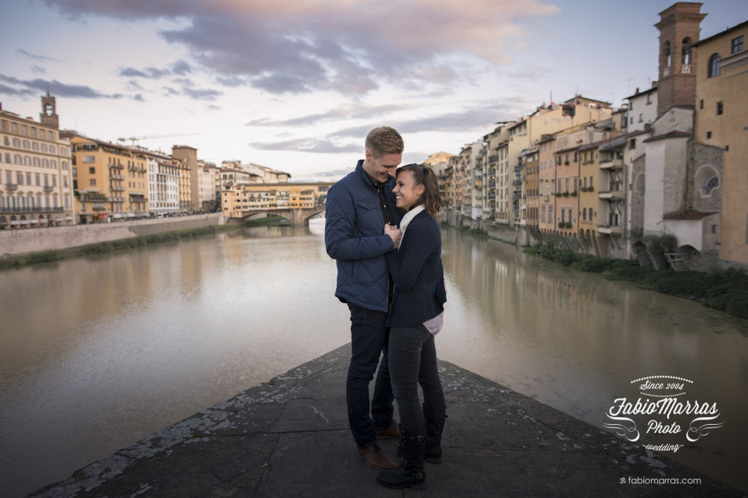 pre wedding in Florence