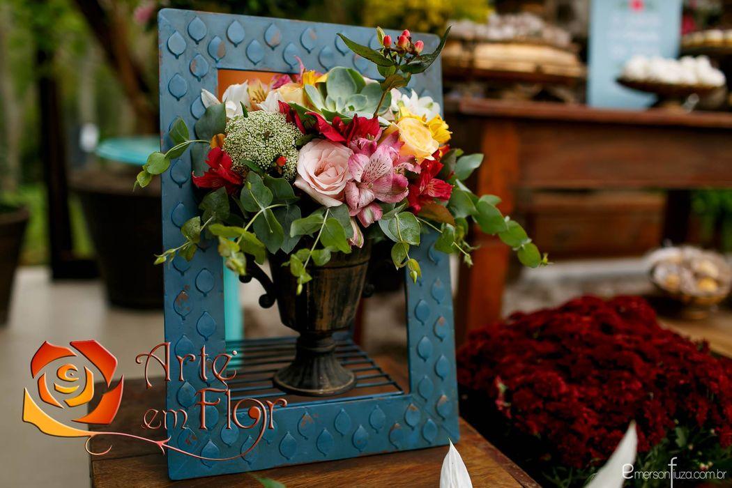 Arte em Flor | Flores