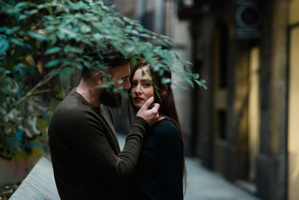 Umami Fotografía. Sesión de pareja Barcelona