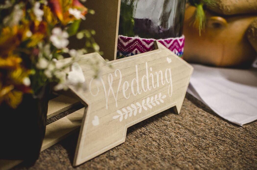 La boda es aquí !!!