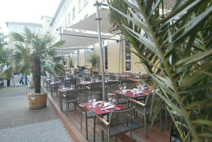 Beispiel: Terrasse, Foto: Cantina Majolika.