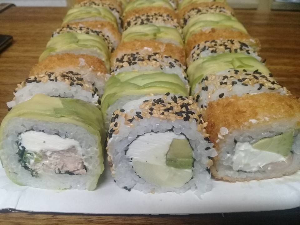 Pacasty Sushi Delivery