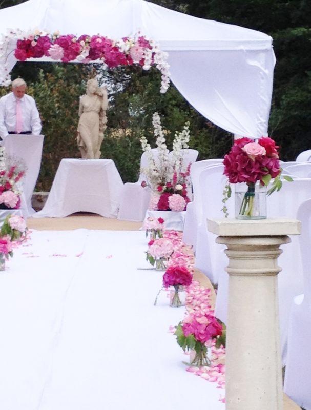 Arche de cérémonie laïque