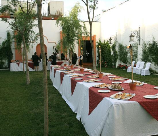 Catering El Cortijo.