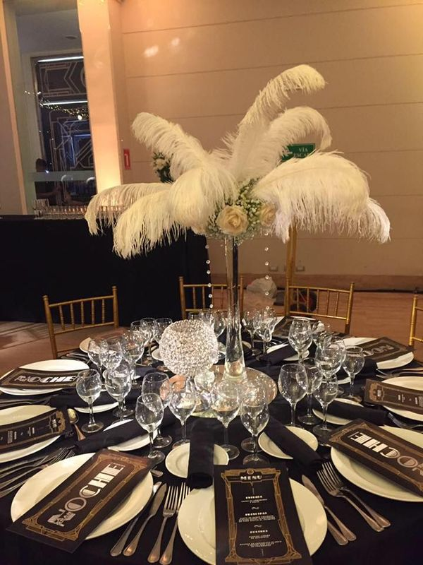 Evento Empresa Kimberly Clark Estilo Gatsby