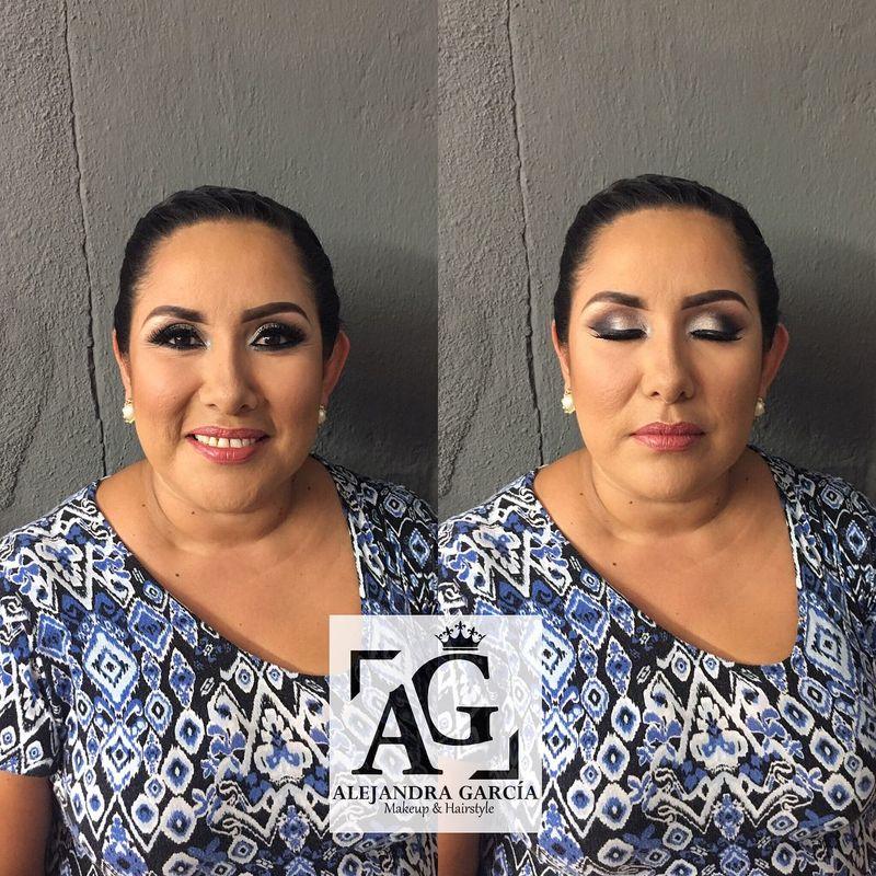 Alejandra García Makeup