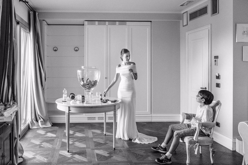 Momenti Contenti Wedding & Events Ticino ( Switzerland ) North Italy / Lago Maggiore & Island Elba