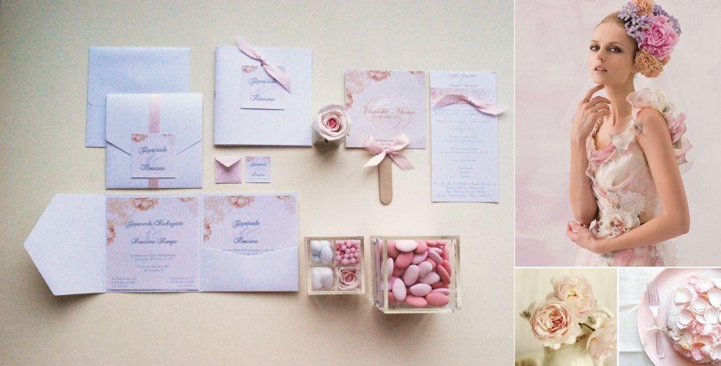 Eyder Wedding Design Collezione peonies