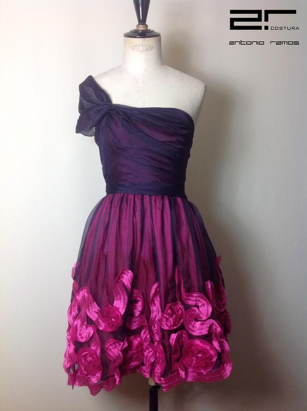 vestidos de  Madrina y Fiesta www.espaciodenovias.com