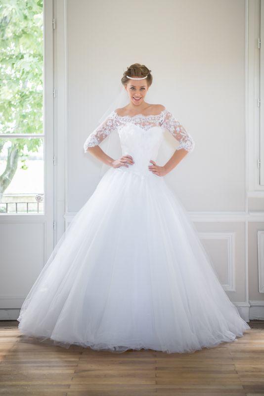 Collection Mariées de Provence 2017 - modèle AMOUR TOUJOURS
