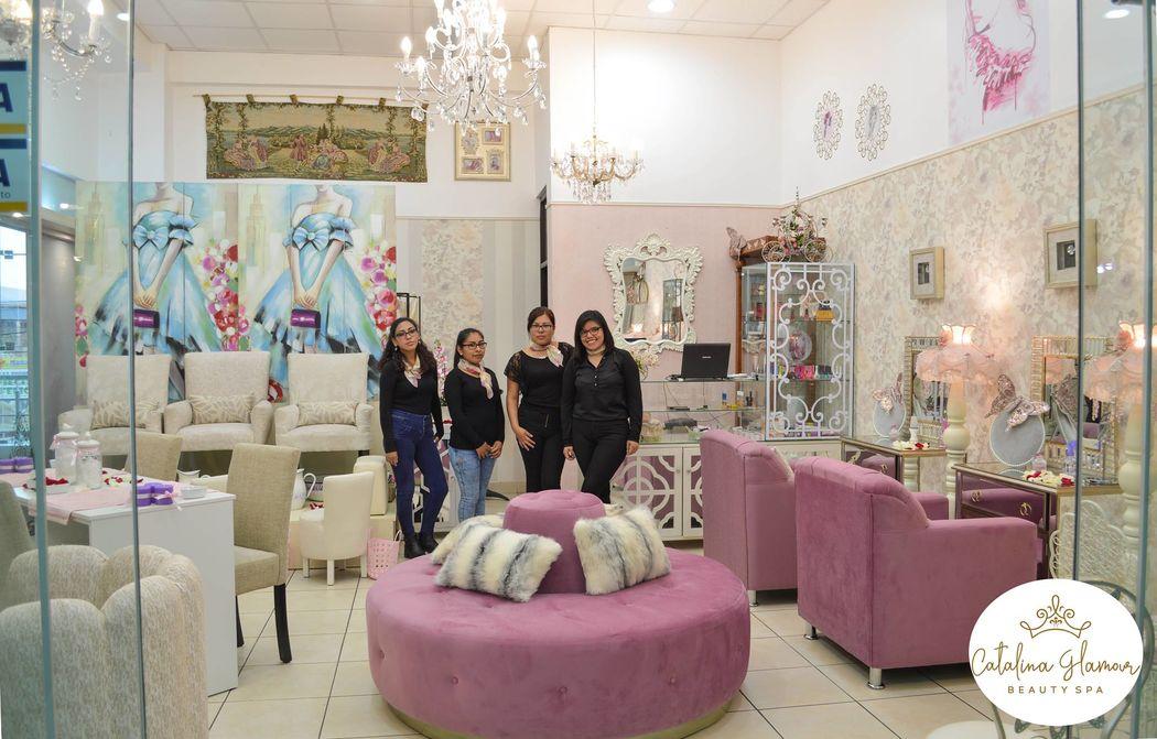 Catalina Glamour Beauty Spa