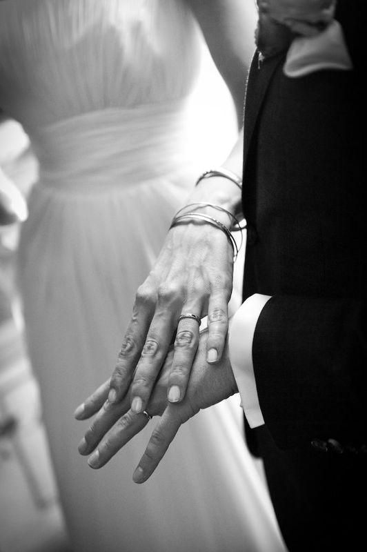 Beispiel: Der Bund fürs Leben, Foto: the wedding planner.