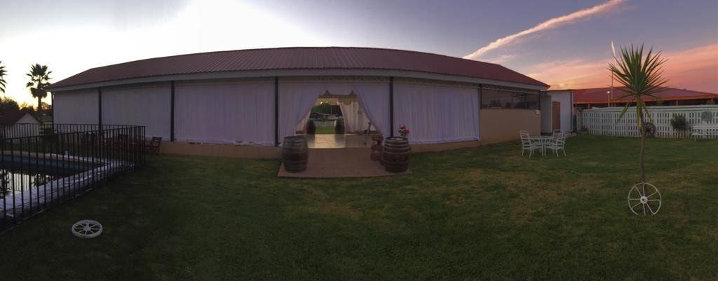 Centro de eventos A & M