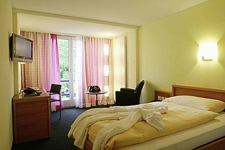 Beispiel: Hotelzimmer, Foto: Hotel Heiden.