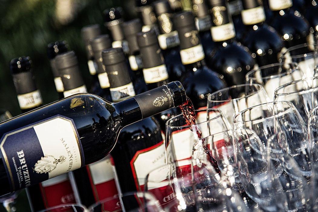 Our Fantastic Chianti Malennchini wines